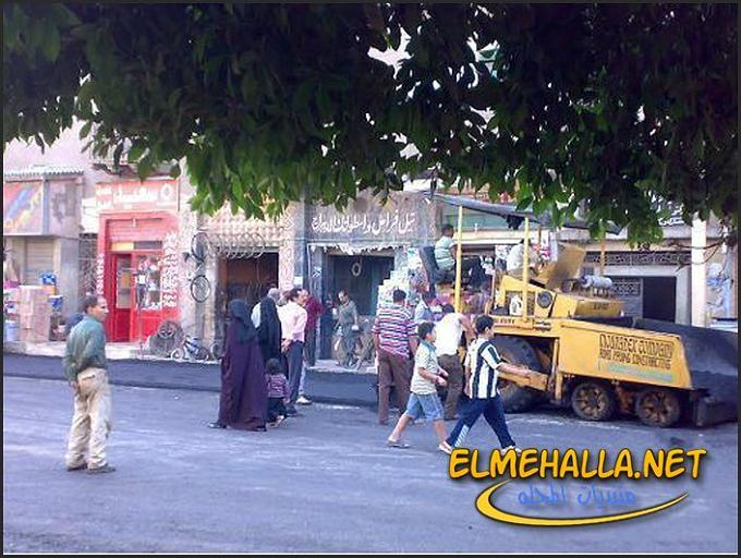 الفرق بين رصف الشوارع في الدول العربيه والاروبيه