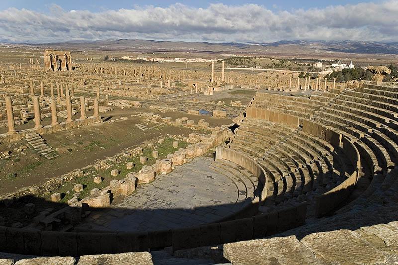 تعالوا شوفوا المناطق السياحية للجزائر
