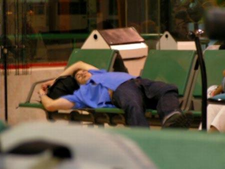 النوم سلطان بس مو هالئد :)
