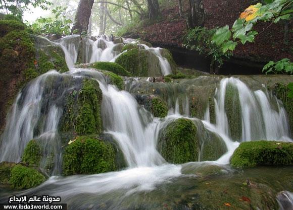 صور بحيرات بليتفيتش الكرواتية