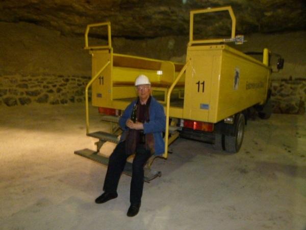 مغامرتنا و رحلتنا إلى منجم ميركيرز بعمق 800 مترا تحت الأرض