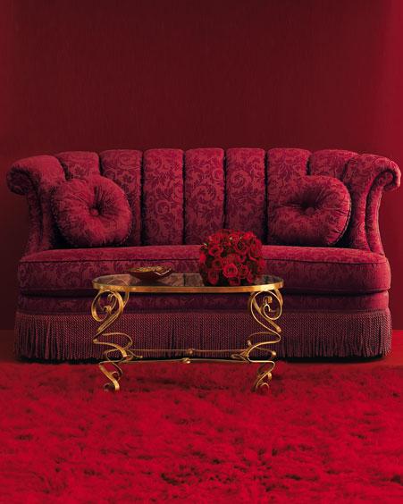 ديكورات باللون الأحمر - سيد الألوان - صورديكورات باللون الأحمر