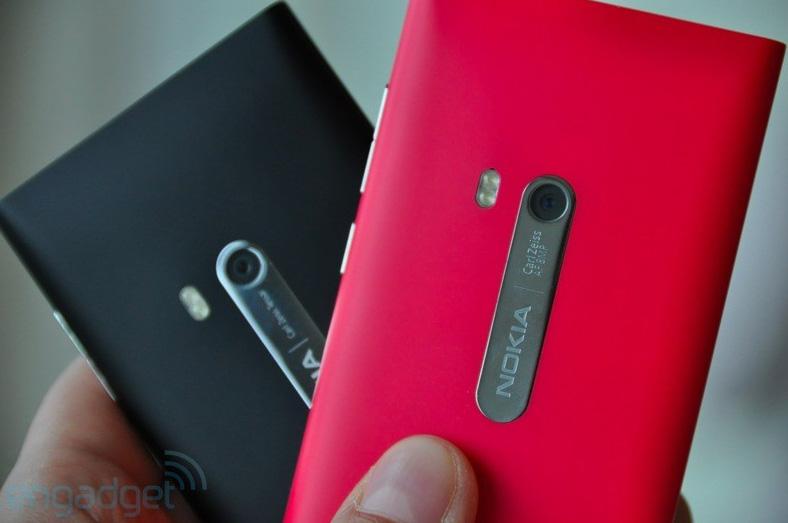 صور نوكيا N9 بتقنية ميجو