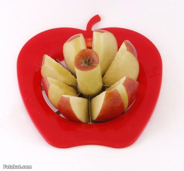 اشكال للتفاح مررررررره غريبة بس حلوه