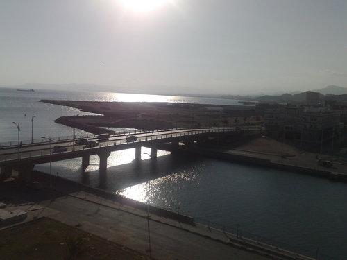 جمال جزيرة سقطري ومدينه المكلأ اليمنيه