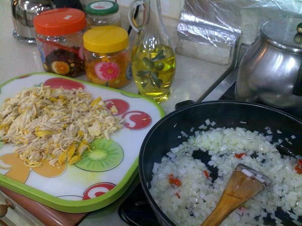 الخطيرة من مطبخ الكاتبة ساندرا