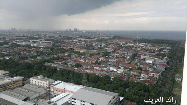 صور الامطار من بعيد