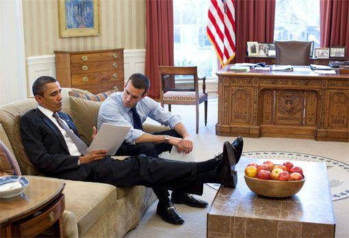 هكذا يدير اوباما امريكا