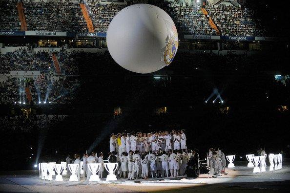 مراسم تتويج ريال مدريد واحتفالاته بالدوري الاسباني