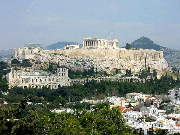 اليونان خيال