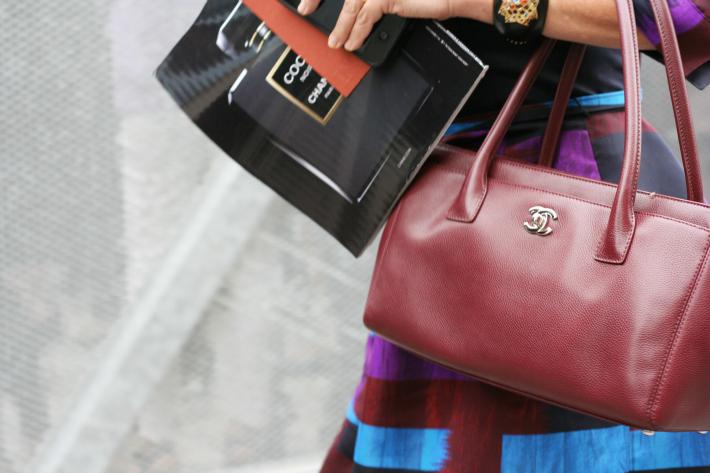 اسبوع الموضة في ميلانو 2013