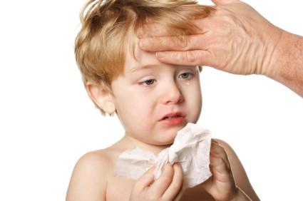 اسرع الخطوات لخفض درجة الحرارة عند الأطفال..!