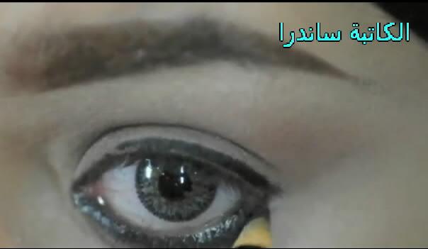 مكياج روعه ( مجهودي ) ..