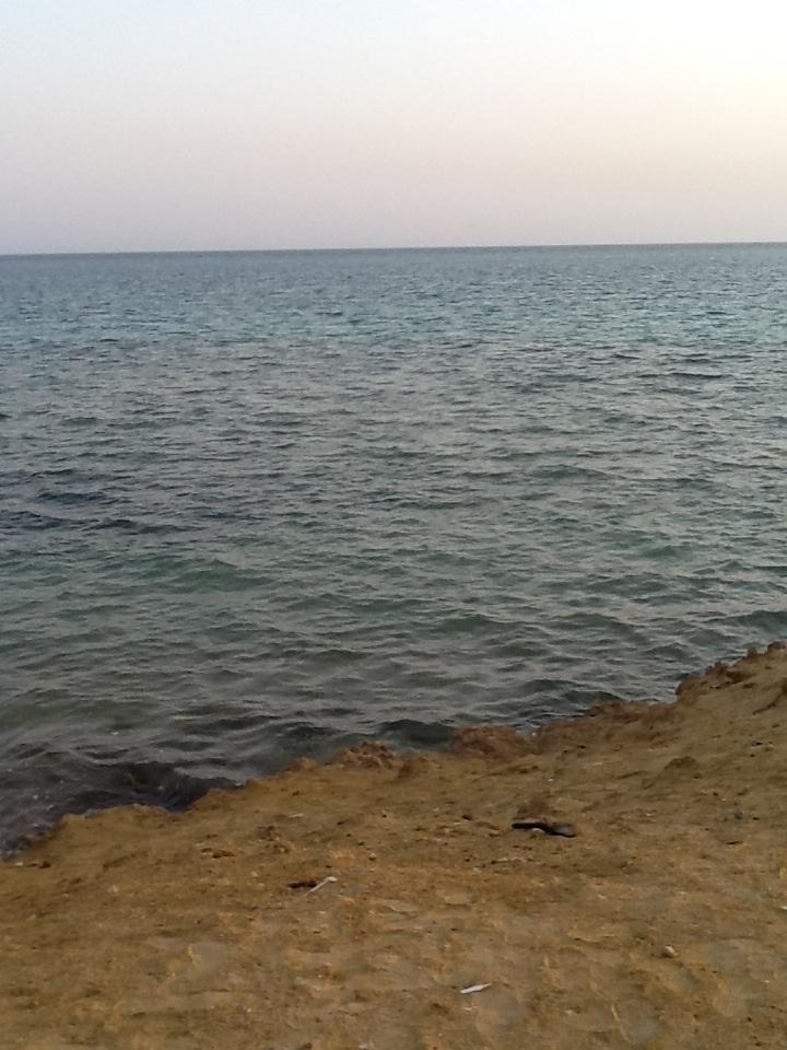 رحلتي انا واهلي للمره الثانيه الى ينبع (البحر) (والصناعيه ) -