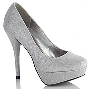 أحذية أنيقة للعروس