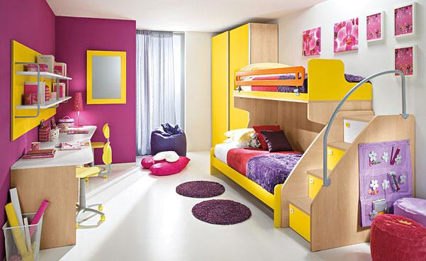 غرف نوم اطفال 2013