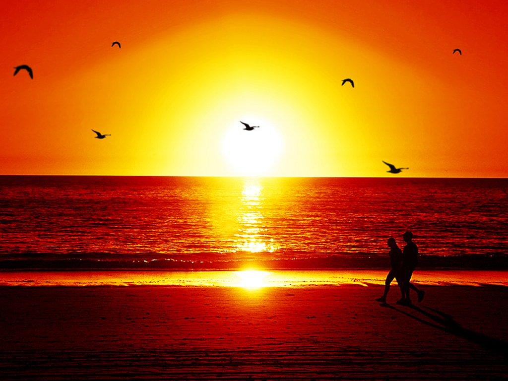 صور غروب الشمس , خلفيات غروب الشمس