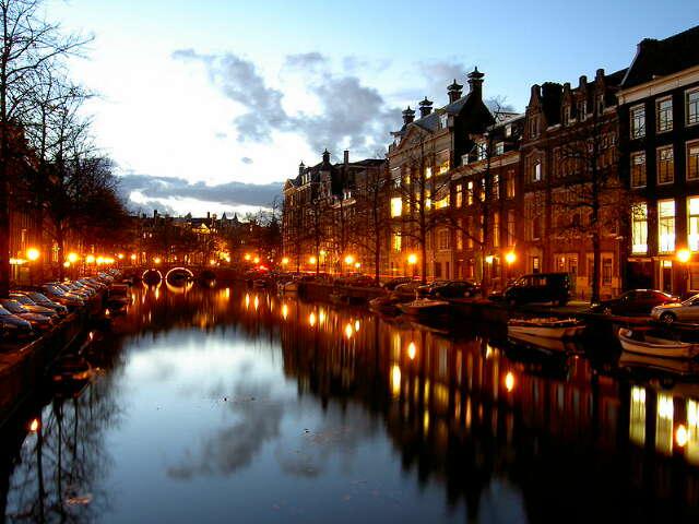 الطبيعه الخلابه في هولندا