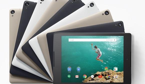 """جوجل تكشف عن حاسبها الجديد اللوحي --""""Nexus 9"""""""