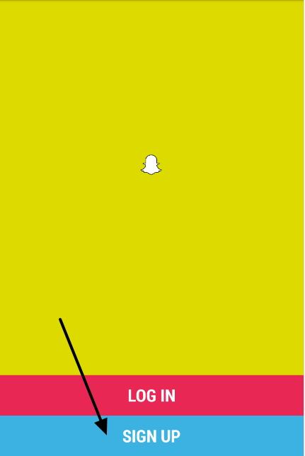 شرح طريقة استخدام برنامج السناب شات How to Use Snapchat