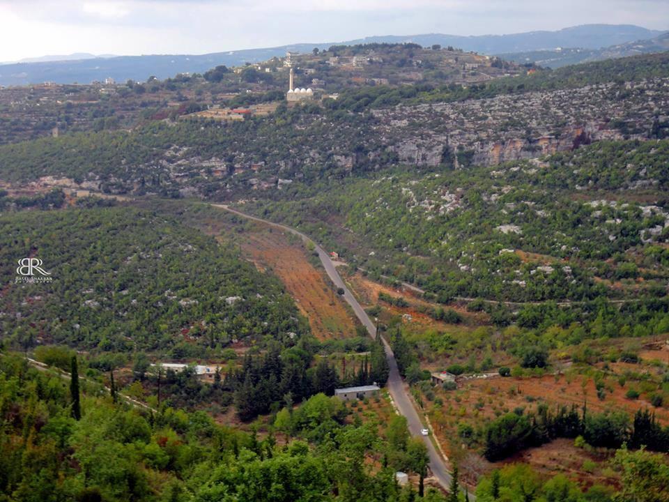 لقطات طبيعية من سوريا الغالية
