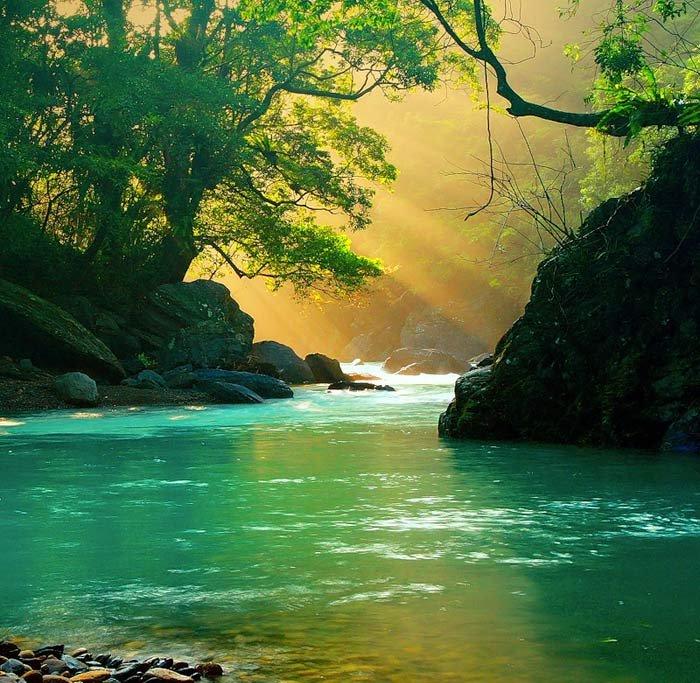 ما أجمل الطبيعة