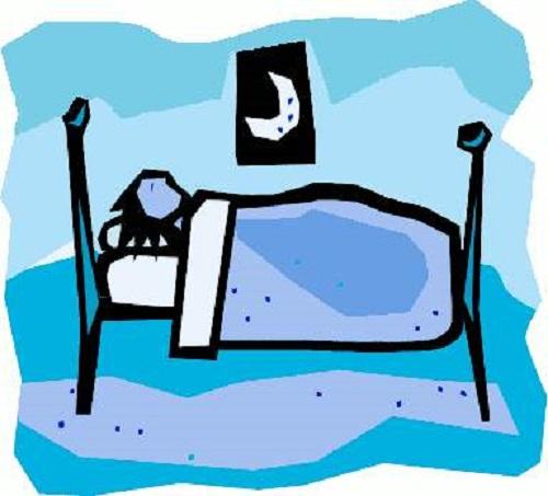 كيف تحصلي على نوم هادىء