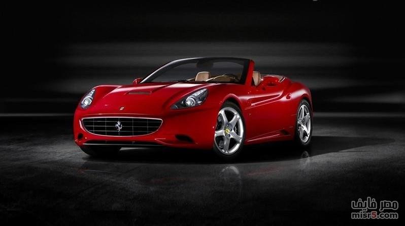 سيارة فيراري كاليفورنيا 2015 Ferrari California