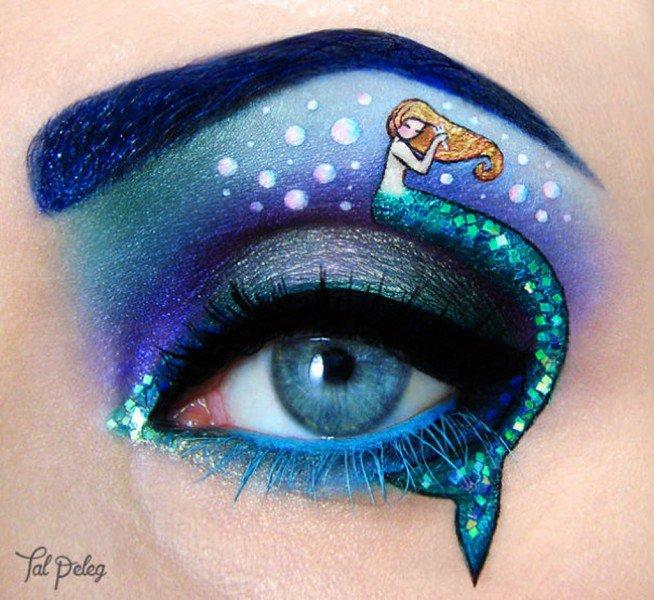 سحر العيون..أجمل إبداعات مكياج العيون من وحى الطبيعة