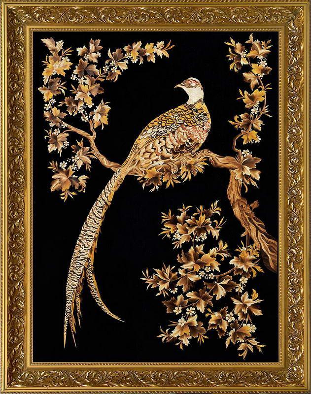 لوحات ذهبية جميله