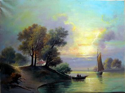 لوحات زيتية رائعة