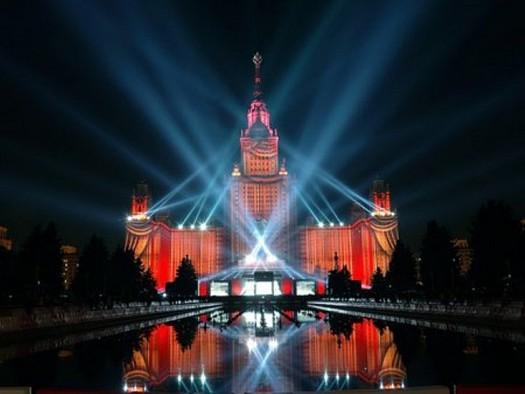 اجمل مدن العالم ليلا..........