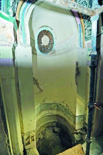 العثور على اثار تاريخية ترجح وجود مدينة مدفونة بكاملها تحت مدينة جدة