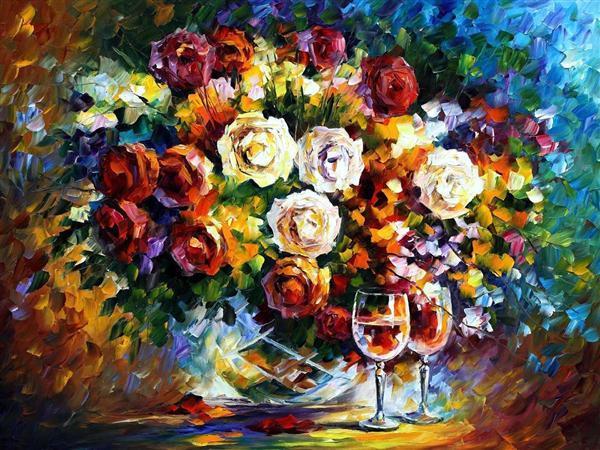 لوحات فنية جميلة