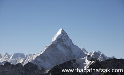 اجمل عشر جبال بالعالم