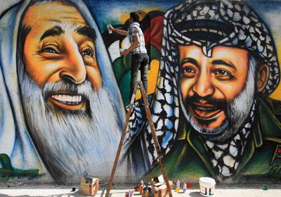 لوحات تراثيه فلسطينيه