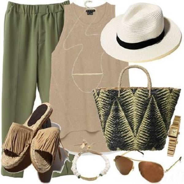 صيف ليس بصيف إذا لم يكن هناك هذه الملابس تقديم لكم بعض الملابس والأشياء معه