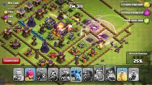 تحميل لعبة كلاش اوف كلانس الاستراتيجية للاندرويد والايفون Clash of clans