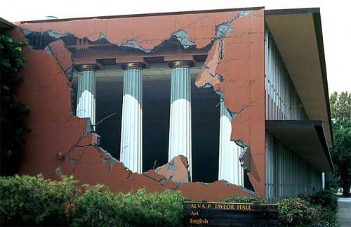 فن الرسم على المباني