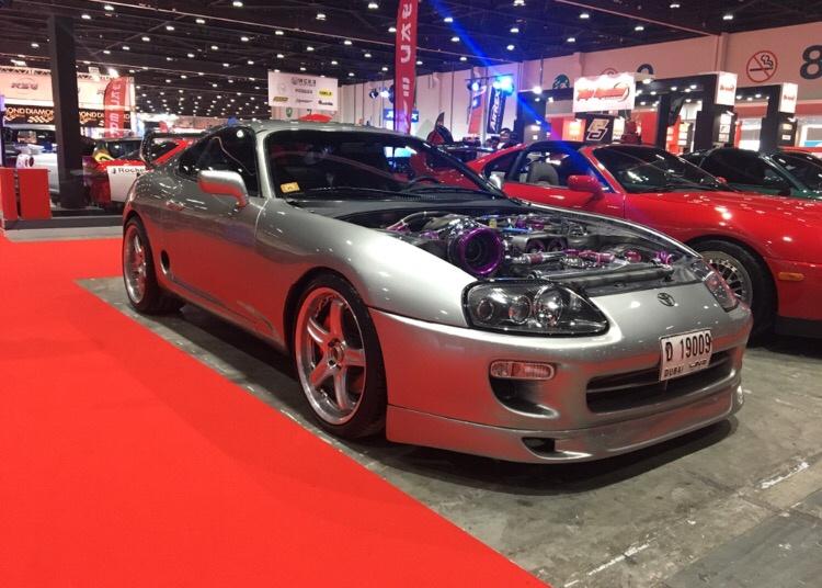 زيارتي لمعرض ابو ظبي الدولي للسيارات