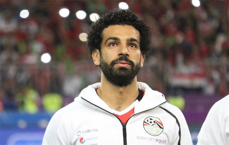 أفضل صور لمحمد صلاح مع منتخب مصر
