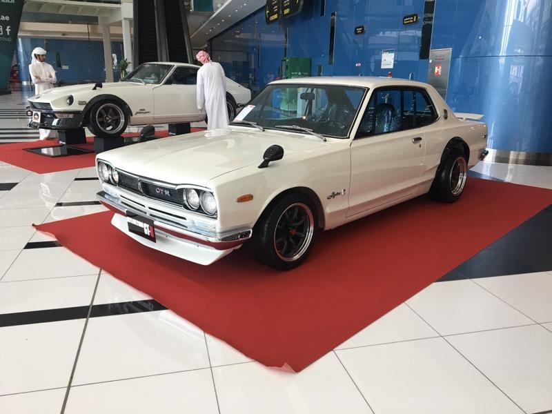 زيارتي لمعرض ابوظبي للسيارات