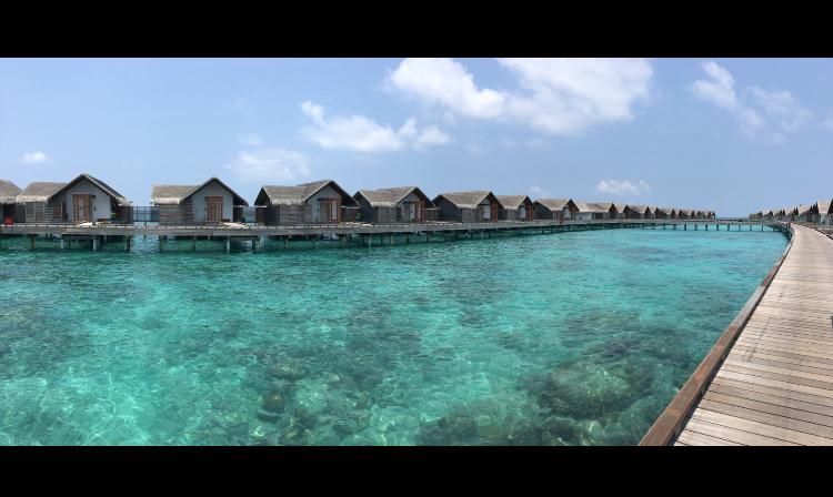 لقطات من رحلتي الى المالديف