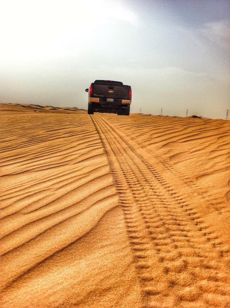 هدوء الصحراء (من عدستي) تم تعديل الرابط