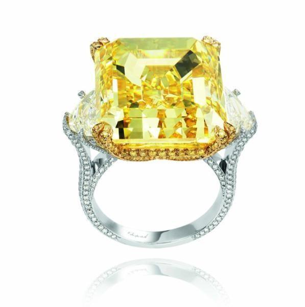 حجر الماس الأصفر خيارك لإطلالة مشرقة