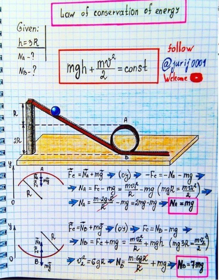 مدرس فيزياء يبدع بشرح الدروس بطريقة فنية ملفتة