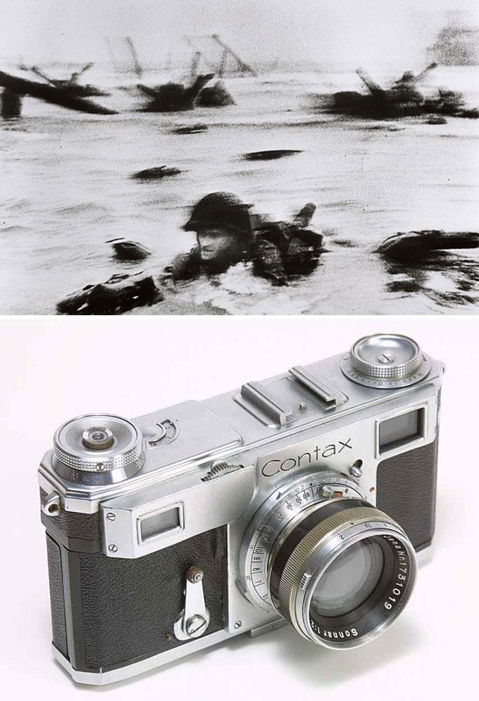 هذه الكاميرات كانت خلف أكثر الصور شعبية في العالم