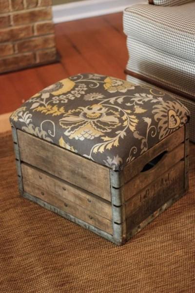 استغلي الصناديق الخشبية في عمل ديكورات منزلية أنيقة وبسيطة