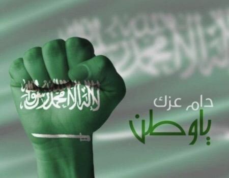 ذكرى اليوم الوطنى  ٩١ المملكه العربية السعودية