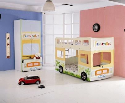 غرف نوم اطفال تصاميم جديده   منتديات عبير